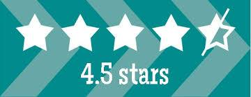4.7 Star rating